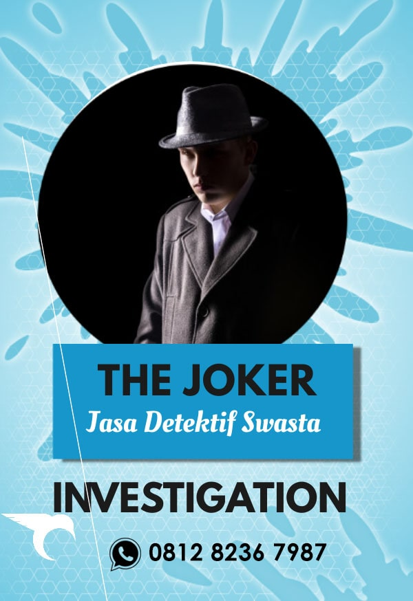 profil jasa detektif the joker